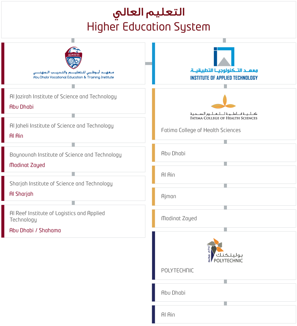 Higher Education System